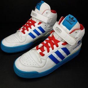 Adidas Forum Mid Originals Skateboard Shoe Rare!